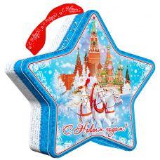 """Новогодняя упаковка 2000 г """"Звезда"""""""