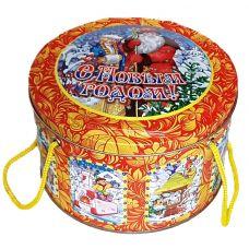 """Новогодняя упаковка  600 г """"Шкатулка """"Сказки"""""""