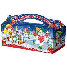 "Новогодний подарок  700 г ""Веселые снеговики"""