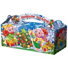 """Новогодний подарок  700 г """"Поросята"""""""