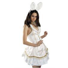 """Маскарадные костюмы для женщин """"Зайка белая"""""""