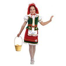 """Новогодние костюмы для детей """"Красная Шапочка"""""""