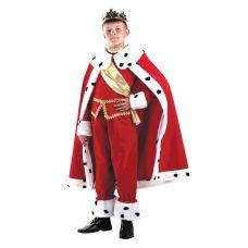 """Новогодние костюмы для детей """"Король"""""""