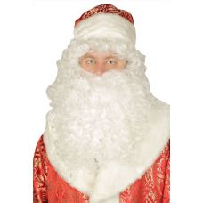"""Набор """"Парик и борода Деда Мороза"""""""