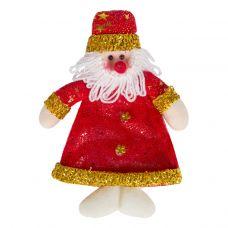 """Новогодняя упаковка   75 г """"Дед Мороз - подвеска"""""""