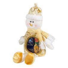 "Новогодняя упаковка  200 г ""Снеговик 15"""