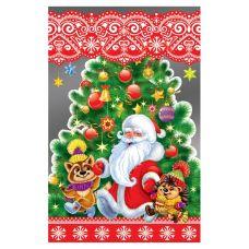 """Новогодний подарок 1200 г """"Пакет металлизированный """"Новогодняя сказка"""" в ассортименте"""""""
